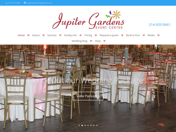 Jupiter Gardens Event Center