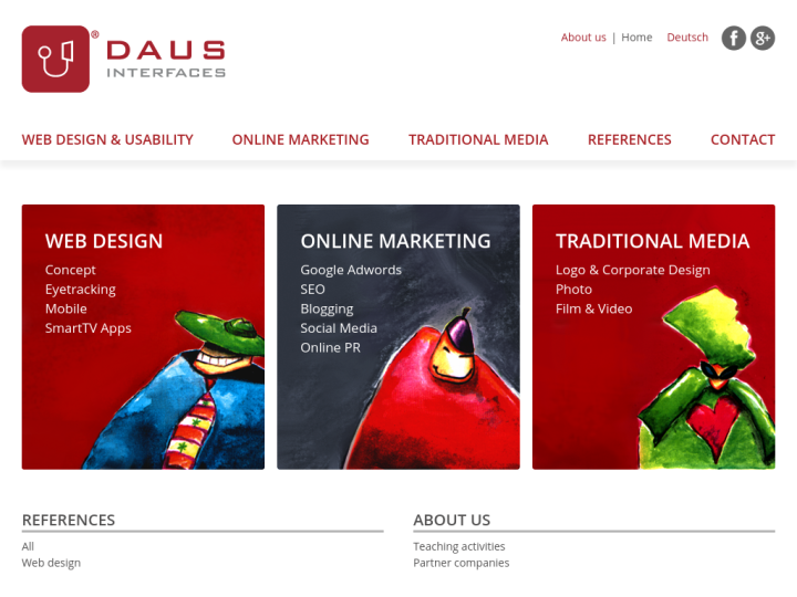 DAUS INTERFACES