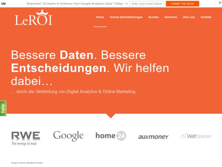 Leroi Online Marketing