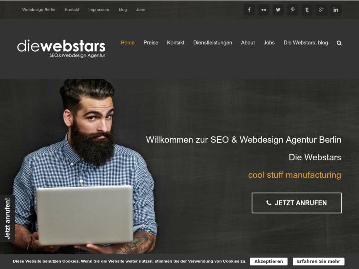 Die Webstars
