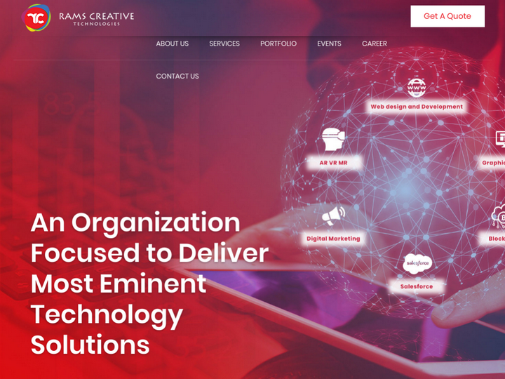 Rams Creative Technologies Pvt. Ltd.