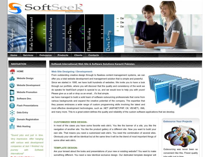 Softseek International