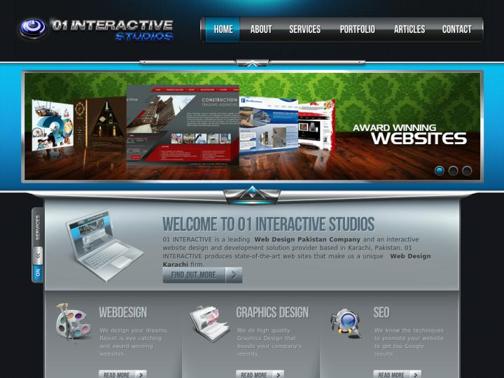 01 Interactive Studios