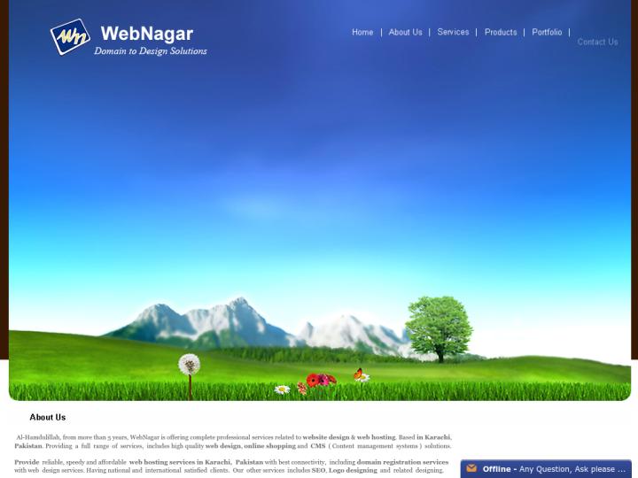 WebNagar