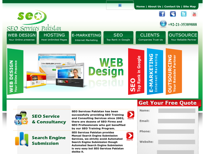 SEO Services Pakistan