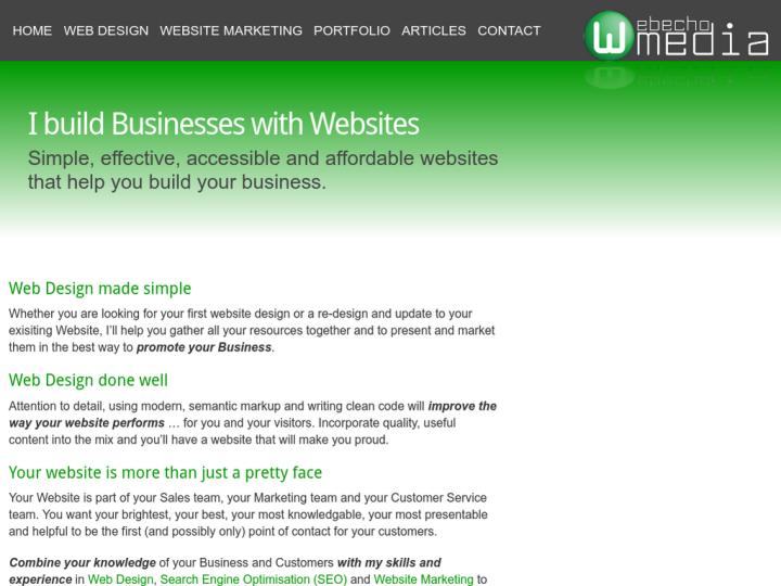Webecho Media