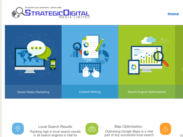 Strategic Digital