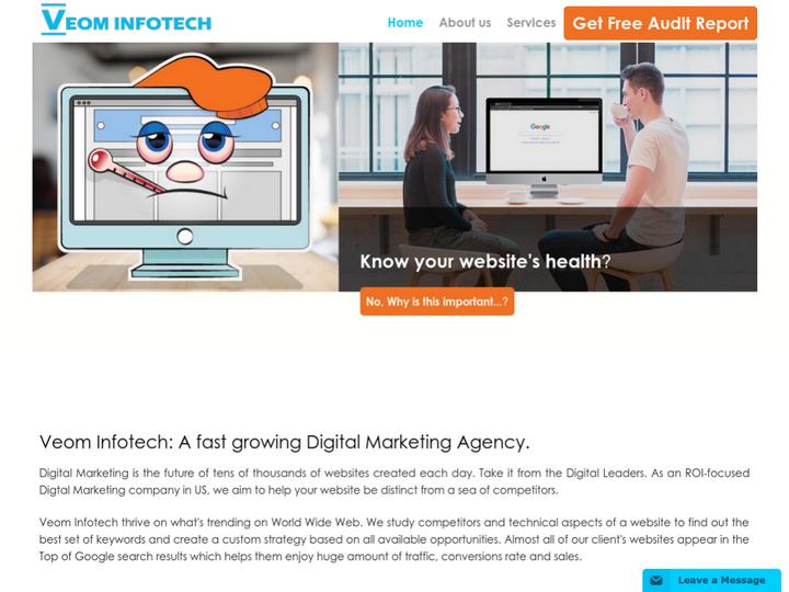 Veom Infotech LLC