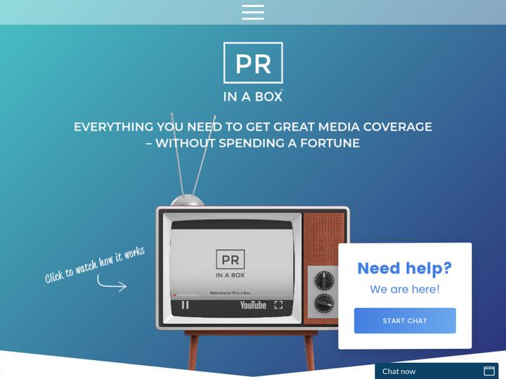 PR In A Box