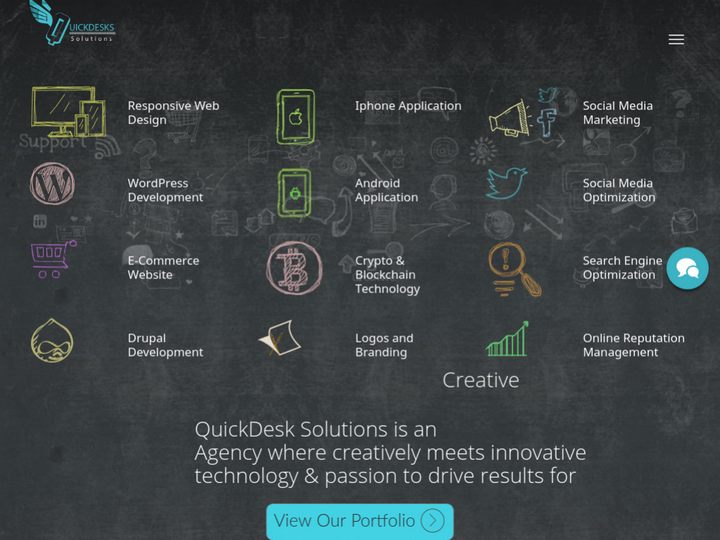 Quickdesk Solutions Ltd.