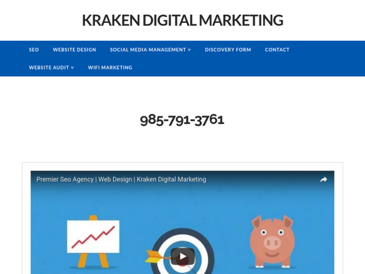 Kraken Digital Marketing