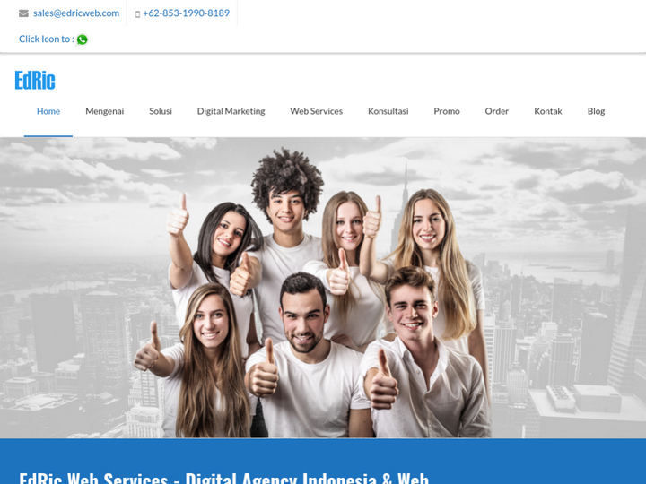 EdRic Web Services