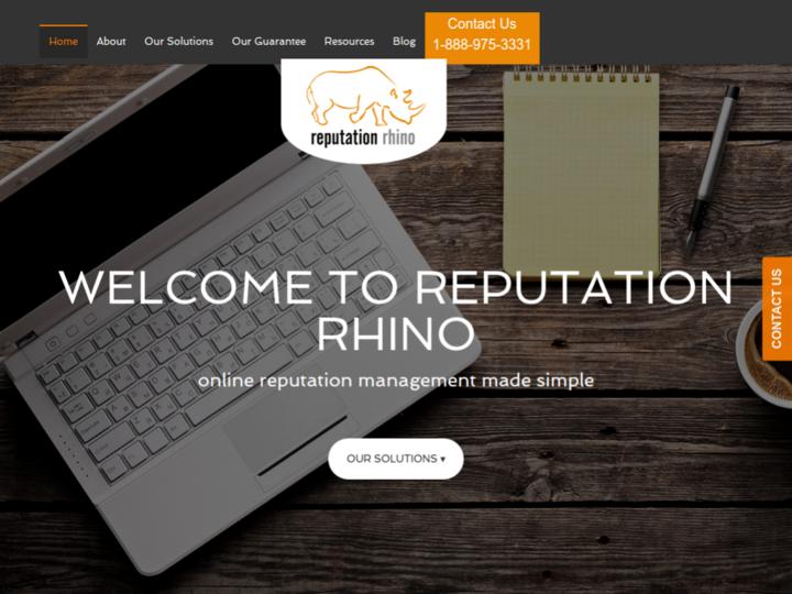 Reputation Rhino