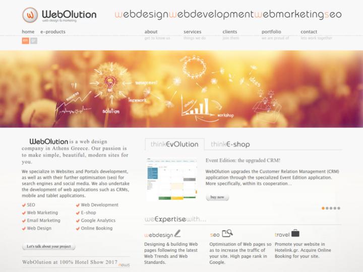 WebOlution