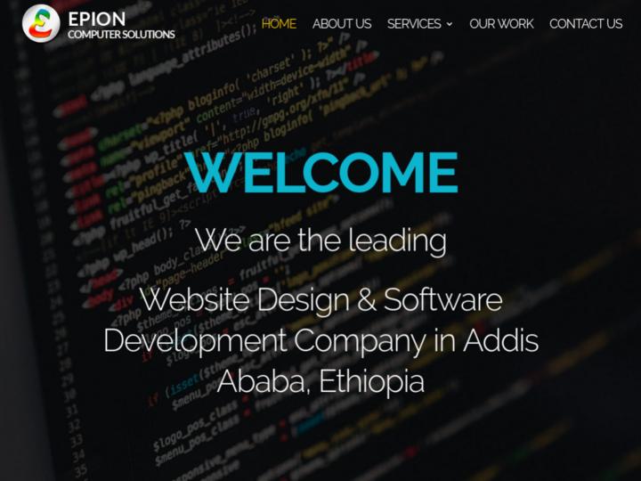 Epion Computer Solutions PLC