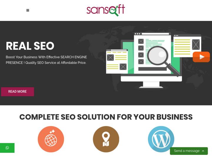 Sansoft Web Technologies Pvt. Ltd.