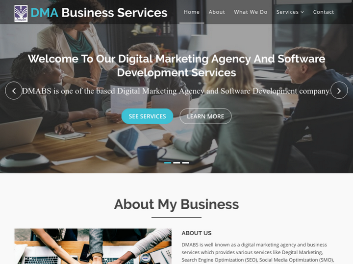 DMA Business Services
