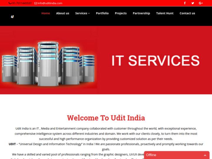UDIT INDIA Pvt Ltd