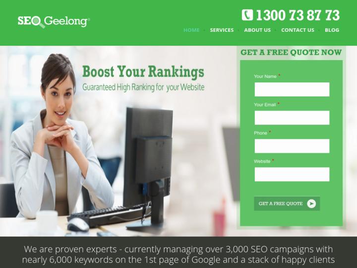 SEO Geelong Experts