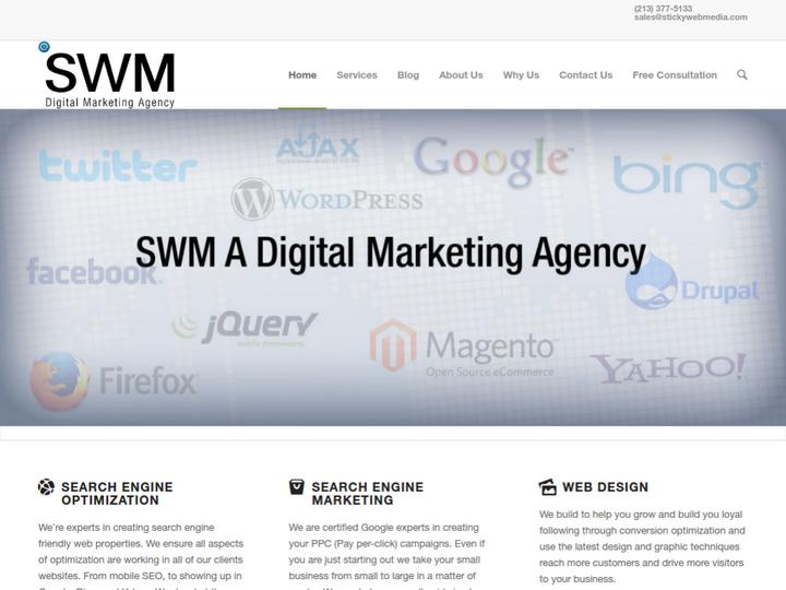 Sticky Web Media