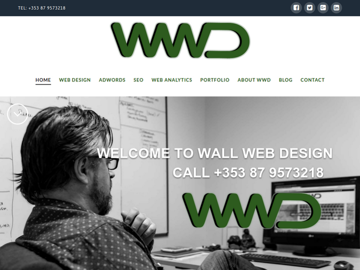 WALL WEB DESIGN