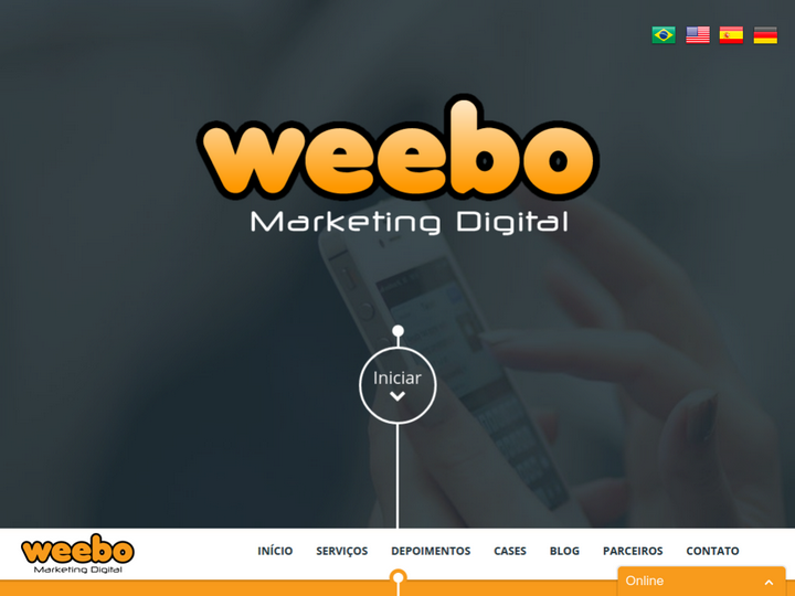 Weebo Marketing Digital