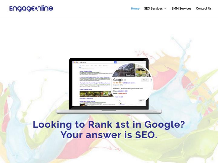 SEO Sydney | SEO Agency Australia | SEO service in Australia | Engage Online