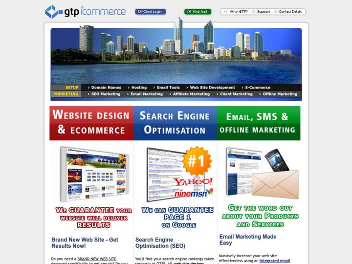 GTP iCommerce