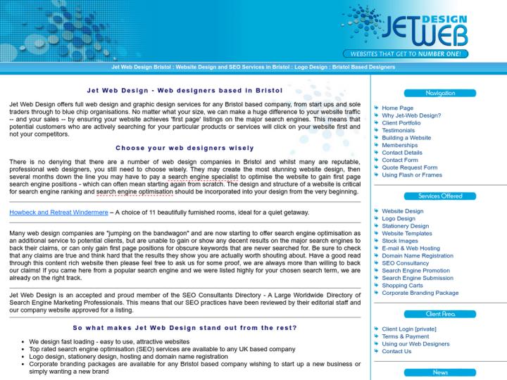 Jet Web Design