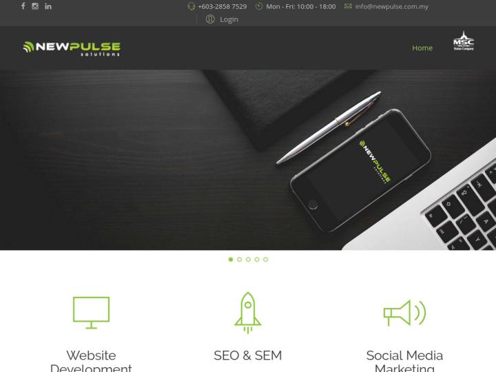 Newpulse Solutions Sdn Bhd