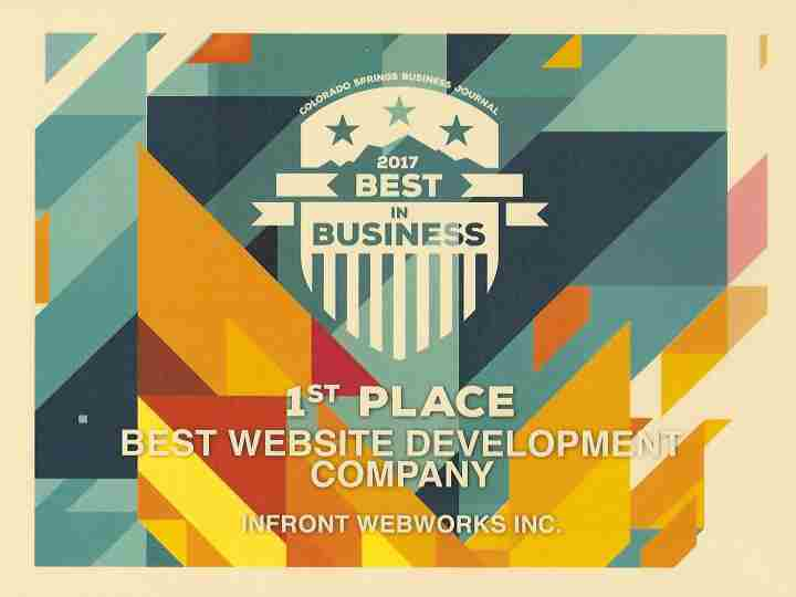 2017 Best Web Development Company