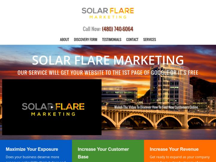 Solar Flare Marketing