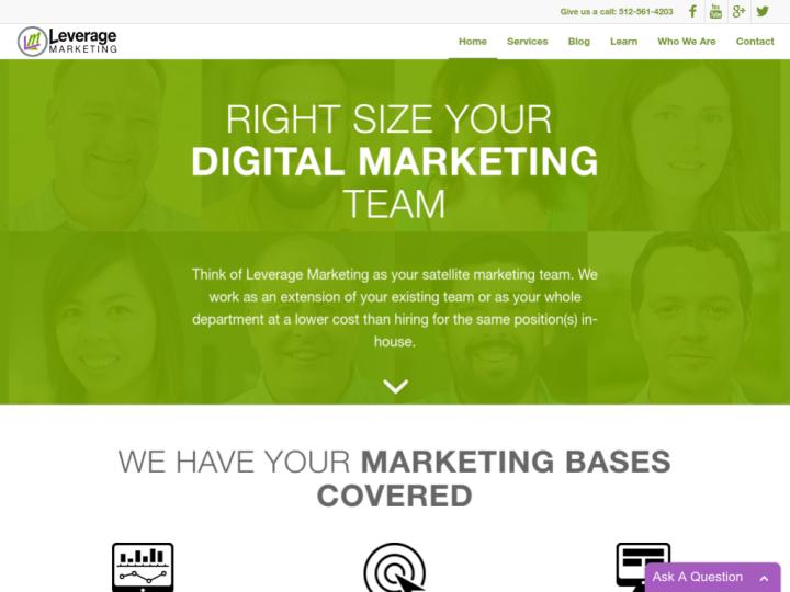 Leverage Marketing