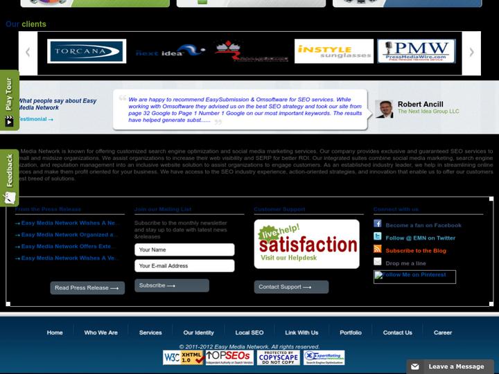 Easymedianetwork PVT LTD