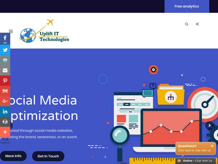 Uplift IT Technologies