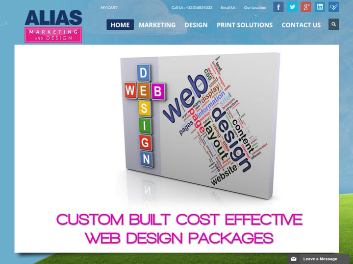 Alias Marketing and Design
