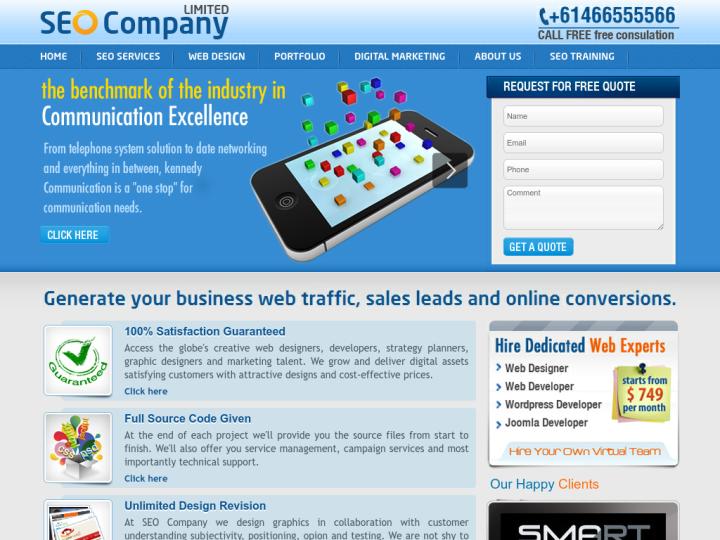 SEO Company Limited