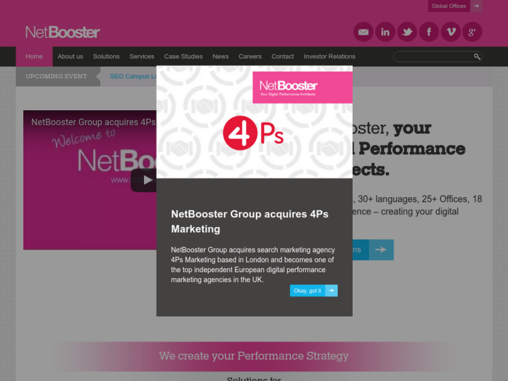 NetBooster Group