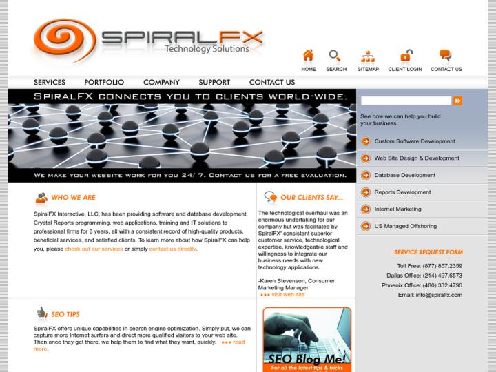 SpiralFX Interactive
