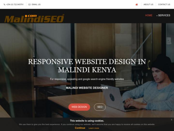 Malindi Web Design