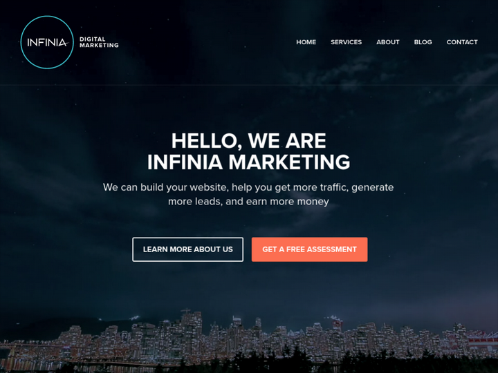 Infinia Marketing