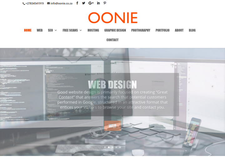 Oonie SEO & Web Development