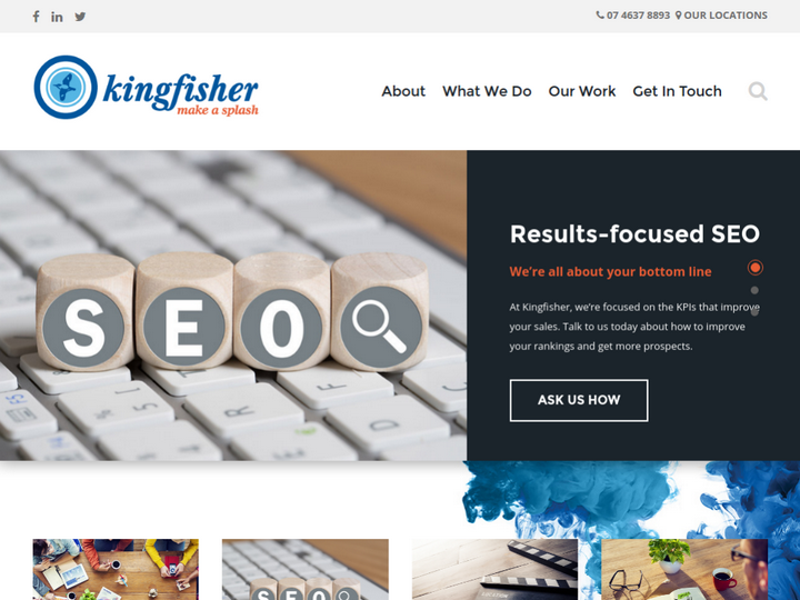 Kingfisher Agency