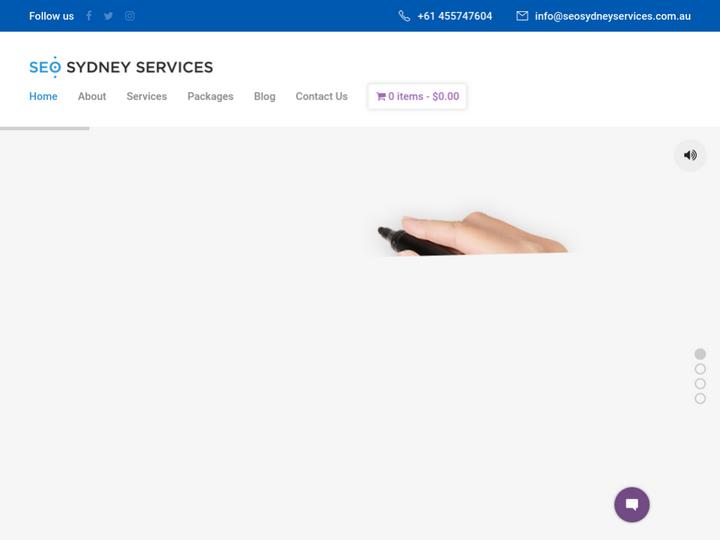 SEO Sydney Services