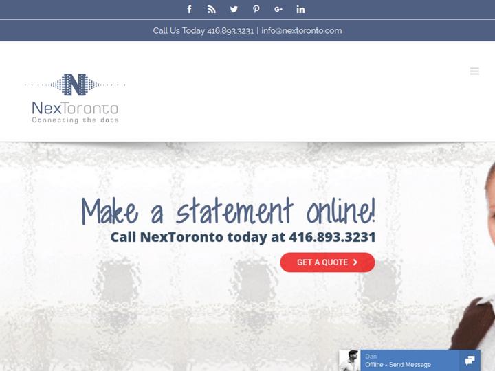 NexToronto Web Development & Internet Marketing