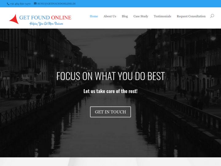 Get Found Online