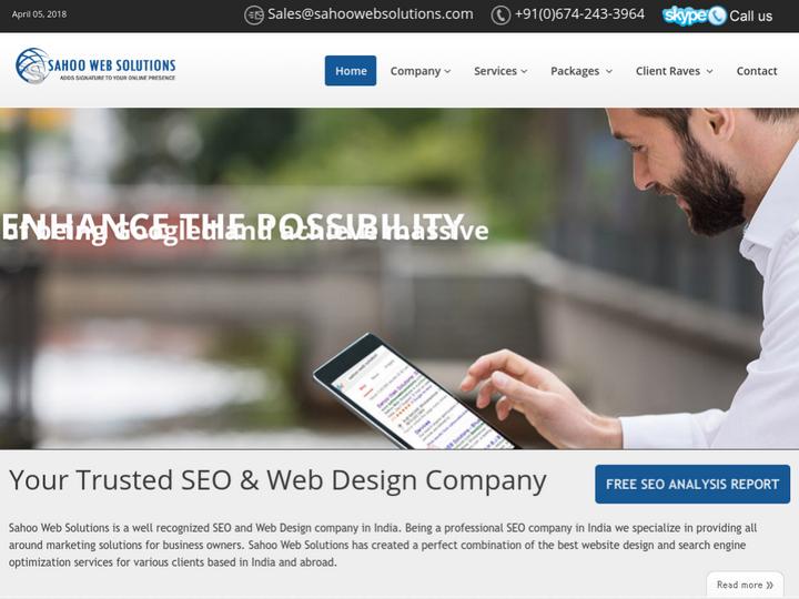 Sahoo Websolutions Pvt. Ltd.