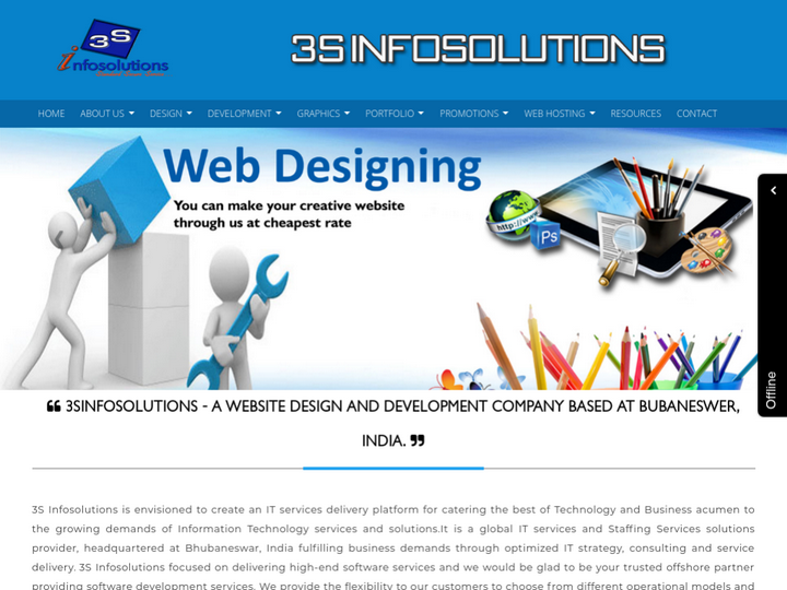 3S Infosolutions: Get Additional Information About 3S