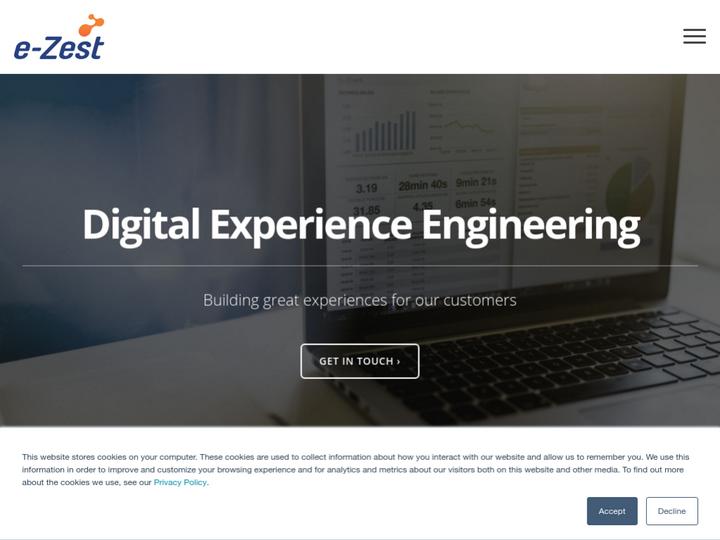 e-Zest Solutions Inc.