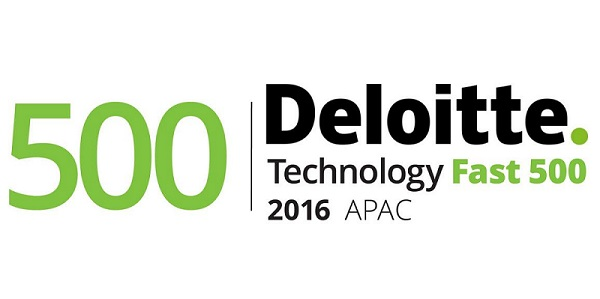 Deloitte Technology Fast 500 Asia Pacific 2016